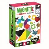 Montessori Creatii Magnetice Headu
