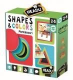 Montessori Forme Si Culori Headu