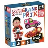Puzzle Tactil Marele Premiu Headu