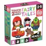 Puzzle Tactil Personaje Basm Headu
