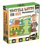 Montessori Puzzle Tactil Ferma Headu
