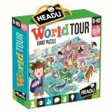 Puzzle Turul Lumii Headu