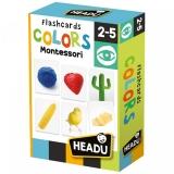 Montessori - Cartonase Sa Invatam Culorile Headu