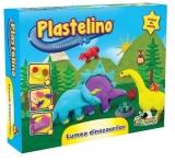 Plastilina Plastelino Lumea dinozaurilor