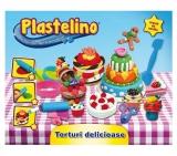 Jucarie interactiva Torturi delicioase Plastelino