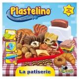 Jucarie interactiva La patiserie Plastelino
