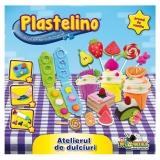 Atelierul de dulciuri din plastilina Plastelino