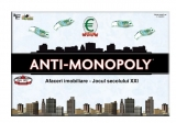 Joc de societate Antimonopoly Noriel