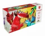 Puzzle Gigant Dragoni veseli 30 piese Noriel