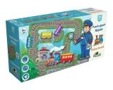 Puzzle Gigant Retele Calea ferata 28 piese Noriel
