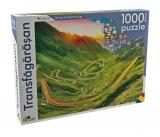 Puzzle 1000 piese Peisaje romanesti Transfagarasan Noriel