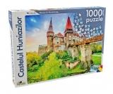 Puzzle 1000 piese Peisaje romanesti-Castelul Huniazilor Noriel