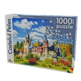 Puzzle 1000 piese Peisaje romanesti Castelul Peles Noriel
