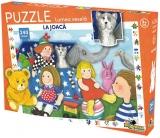 Puzzle Lumea Vesela La joaca, 240 piese Noriel