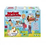 Joc educativ Socoteste si cheltuieste, Jocul magazinelor Noriel