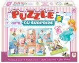 Puzzle cu surprize Castelul 36 piese Noriel