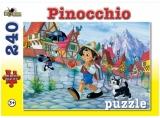 Puzzle Pinocchio, 240 piese Noriel