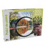 Puzzle Podul de piatra, 500 piese Noriel