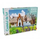 Puzzle Castelul de lut, 1000 piese Noriel