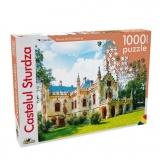 Puzzle Castelul Sturdza, 1000 piese Noriel