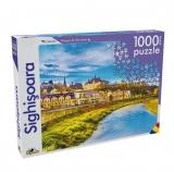 Puzzle Sighisoara, 1000 piese Noriel
