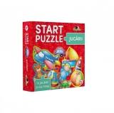 Puzzle Start Jucarii, 24 piese Noriel