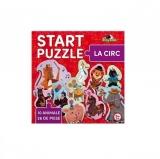 Puzzle Start La circ, 26 piese Noriel