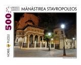 Puzzle Manastirea Stavropoleos 500 piese