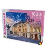Puzzle Biblioteca Nationala, 1000 piese Noriel