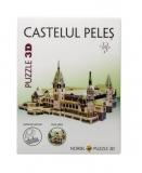 Puzzle Noriel 3D Castelul Peles