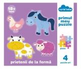 Puzzle Prietenii mei de la ferma Noriel