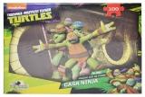 Puzzle Casa Ninja 100 piese