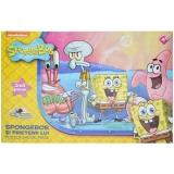 Puzzle Spongebob - Spongebob si prietenii lui 240 piese Noriel