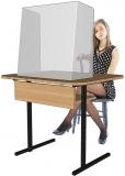 Panou protectie policarbonat pentru scoli si gradinite 80 cm