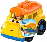 Autobuzul scolar Mega Bloks