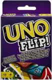 Carti de joc, cu 2 fete, Uno Flip Mattel Games