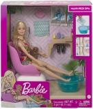 Papusa La salonul de unghii Barbie