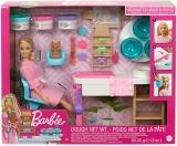 Set de joaca O zi la salonul spa Barbie