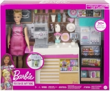Papusa cu accesorii Cafeneaua Barbie