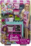 Papusa Cariere - Florarie Barbie