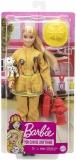 Papusa Cariere - Pompier Barbie