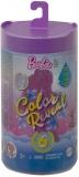 Papusa Descopera culoarea - Chelsea cu sclipici Barbie