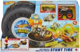 Set de joaca - pista cu obstacole Hot Wheels