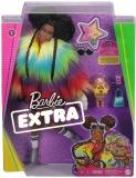 Papusa Extra Style Curcubeu Barbie