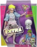Papusa Extra Style Beanie Barbie