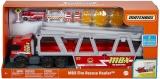 Echipaj complet pompieri Matchbox