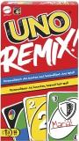 Carti de joc Uno remix Mattel Games