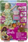 Papusa Family papusa cu catelusi Barbie