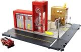 Statia de pompieri Matchbox