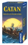 Joc de societate Catan Pirati & Exploratori extensie 5/6 jucatori Kosmos